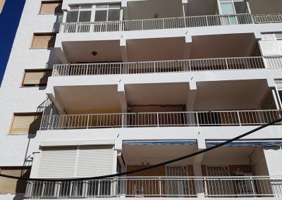 rehabilitacion estructuras refuerzo edificio