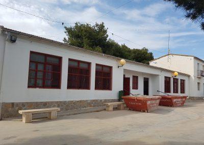 obra civil Centro Social San José