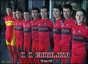 Eurolosa 2012 bici