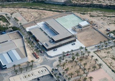 Construcción de Colegio de enseñanza Infantil y Primaria  (ELCHE).