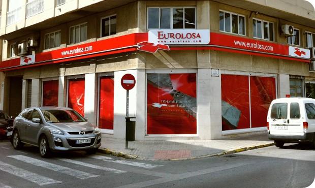 fachada eurolosa