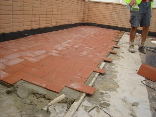 Impermeabilizaci n de terraza en elche eurolosa - Como impermeabilizar una terraza ...