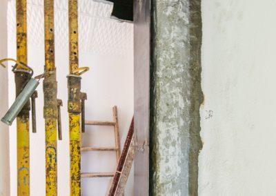 Reparación integral de estructura en Residencial PESCADOR (EL ALTET).